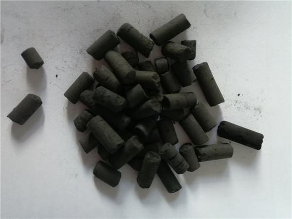 工业尾气净化柱状活性碳