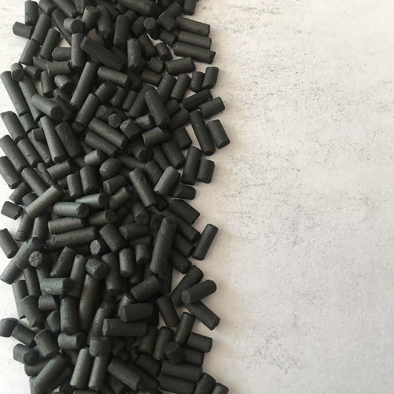 高碘值柱状活性碳